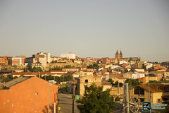 Astorga (edmoberti) Tags: church fuente iglesia paisaje chruch castillo pilgrim caminodesantiago peregrino astorga albergue rabanaldelcamino hospitaldeorbigo pregrino