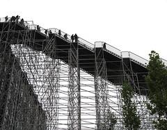 De Trap (pienw) Tags: building stairs rotterdam outdoor steps trap stationsplein groothandelsgebouw