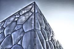 Beijing water cube (ChuEn1007) Tags: beijing watercube