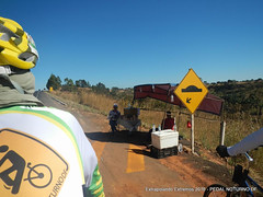 EE16-194 (mandapropndf) Tags: braslia df omega asfalto pirenpolis pedal pir noturno apoio extremos mymi cicloviagem extrapolando