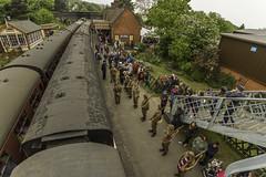 _LC24124 (Man with a Hat) Tags: northnorfolkrailway dadsarmy weybourne nnr