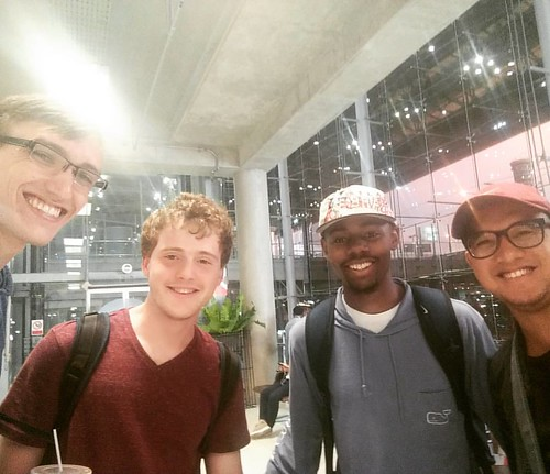 REACH Interns, Najarri and Chris, made it safely to Thailand! #globalscopethailand #REACH