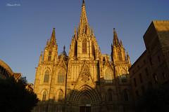 Catedral de Barcelona (Kilmar2010) Tags: barcelona architecture arquitectura bcn catalonia gaudi catalua batllo gotico