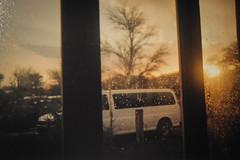 X (Comandante Molotov.) Tags: travel light sunset shadow sun glass colors rain contrast analog landscape lights shadows desert kodak room rainy 200 atacama analogue traveling vivitar sanpedro calama kodak200 photoanalog