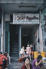 Nh may L Uyn (Krystz) Tags: chinatown fuji streetphotography streetlife vietnam fujifilm typo saigon ldk 23mm maydo xphotographer vsco quan5 mysaigon june2016 ledangkhoa vscovietnam fujixt10 thelosttypevietnam vscosaigon luuchu typosign typoinspired vscohcm nhamayleuyen hopthoitrang 631bisnguyentrai phuong11