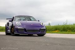 UV (MJParker1804) Tags: car track purple 911 porsche 40 ultraviolet rs 991 gt3 pdk