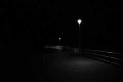 spooky calm (AG-Wolf) Tags: black night dark noche darkness path creepy