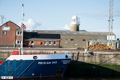 FRISIAN INO Ayr 2016 (seifracing) Tags: frisian ino ayr 2016 imo 9463877 seifracing spotting scotland services strathclyde scottish emergency ecosse europe force vehicles van britain brigade british