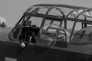 Avro Lancaster PA474, Thumper, Battle of Britain Memorial Flight, RAF Coningsby