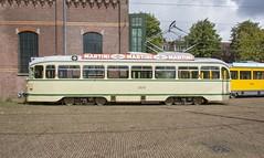 Den Haag HOVM tram 1210 (Rob Dammers) Tags: htm museum den haag haags openbaar vervoer musem tram nl the hague