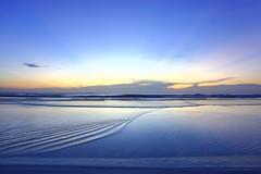 Wavelets; NSB Sunrise (TaranRampersad) Tags: wavelet nsb beach sunrise newsmyrnabeach florida hdr seaside outdoor sea