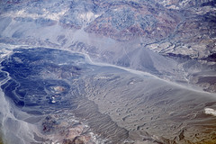 Aerial view of Ubehebe Crater, Death Valley, Inyo County,  CaliforniaII (cocoi_m) Tags: aerialphotograph aerial volcano ubehebecrater deathvalley deathvalleynationalpark inyocounty california northerndeathvalleyfaultzone tinmountainfault cottonwoodmountains nature geology geomorphology