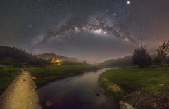 The Other Side (arq.alextoro) Tags: nightphotography night nightscape stars starscapes milkyway vialactea nocturnas longexposure largaexposicion astrofotografia astrophoto