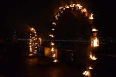 London's burning (Giramund) Tags: london greatfire350 firegarden burning