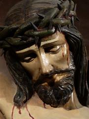 Jesus 8 (Immanuel COR NOU) Tags: jesus cristo christus crist cruz creu croix jhs jesu cornou immanuel jesucristo pasin viacrucis vialucis salvador rey knig savior lord