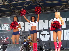IMG_5008 (grooverman) Tags: houston texans cheerleaders nfl football game budweiser plaza nrg stadium texas 2016 nice sexy legs stomach boots canon powershot sx530