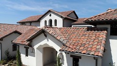 817 Dewberry, Fairview TX  (5) (America's fastest growing roof tile.) Tags: tuscan spanish mediterranean concreterooftile concretetile concretetiles crownrooftiles roofs roof roofing roofingrooftiletileroofconcreterooftile tileroofs rooftiles