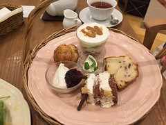 Photo () Tags: foursquare afternoon tea