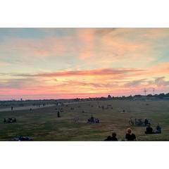 Afterglow // Berlin (Wiederspielwert) Tags: von instagram september 30 2016 0609pm