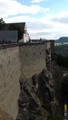 Elbsandsteingebirge Sachsen Festung Knigstein September 2016 (duenensand) Tags: sachsen elbsandsteingebirg schsische schweiz festung knigstein