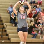 LEHS Varsity Volleyball vs Crestwood 10-13-16