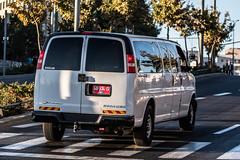 40934-P (rOOmUSh) Tags: chevrolet police savana white shimonperes funeral motorcades