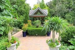 Entrance to the Secret Garden (Patricia Henschen) Tags: secretgarden denverbotanicgardens denvercolorado denver colorado botanic garden flowers nature
