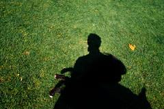Centaur .. (nelsongedalof) Tags: centaur selfportrait ricoh ricohgr gr streetphotography colorstreetphotography colour 28mm nelsongedalof contrast grass