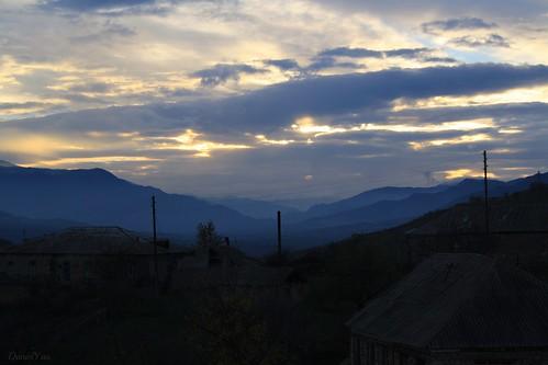 village Zorakan. Tavush, Armenia.