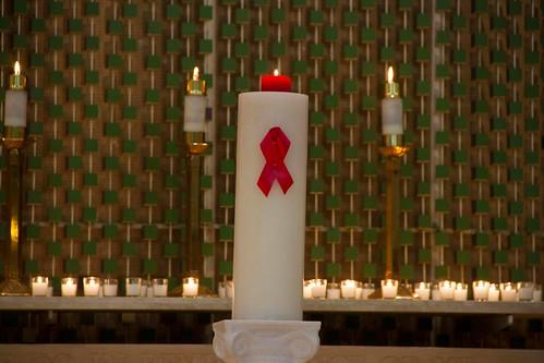 World AIDS Day 2014 - USA: Los Angeles