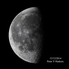 "Half Moon by PETER HUDSON • <a style=""font-size:0.8em;"" href=""http://www.flickr.com/photos/74627054@N08/15469683313/"" target=""_blank"">View on Flickr</a>"