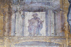 House of the Ancient Hunt | Pompeii - 95 (Paul Dykes) Tags: italy italia pompeii romanempire 79ad pompei volcaniceruption 79ce