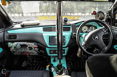 Insane Static Evo VII (Celestine Photography) Tags: cars japan magazine photography photoshoot evolution lancer lowered mitsubishi vii jdm slammed celestine dumped stanced