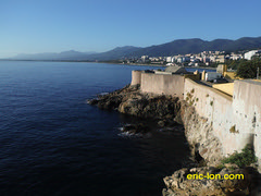 Corsica Corse Bastia at sunrise (43) (Eric Lon) Tags: city france tourism port sunrise buildings island soleil culture ile monuments ville ericlon cosicacorse corseoct2014