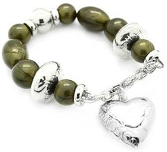 Glimpse of Malibu Green Bracelet P9430A-2