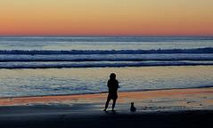 Puesta de sol en Aljezur (Isabel Hermosell Corrales) Tags: sol portugal de algarve puesta ihermosell
