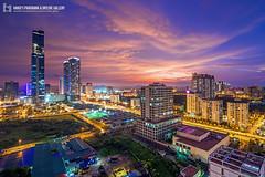 vl_03867 (Hanoi's Panorama & Skyline Gallery) Tags: street city sunset sky panorama building skyline architecture skyscraper canon asian eos asia downtown capital skylines landmark vietnam architect hanoi asean appartment glassy icon4 vitnam hni skyscrapercity cugiy caoc keangnamlandmark