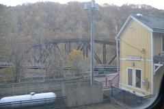20141026_171410 Thurmond WV from the NRT (rmccallay) Tags: wv ghosttown excursion nrt newrivergorge coalmining newrivertrain thurmondwestvirginia matewanfilmlocation thecollisphuntingtonrrhistoricalsociety