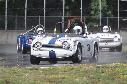 1966 Triumph TR4A - Paul Smock - a photo on Flickriver