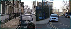 Otley Location`1968-2015 (roll the dice) Tags: old uk england urban london art history classic film thames river comedy chelsea sad victorian collection flats actor local swinging changes battersea filming demolished sixties locations worldsend oldandnew thriller dwelling cremorne pastandpresent londonist kensingtonchelsea hereandnow sw3 sw10 dickclement