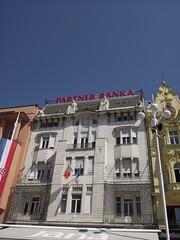 Zagreb - Trg bana Josipa Jelačića