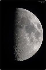 Only mooooon (bertrand kulik) Tags: sky moon lune astronomy refractor