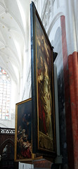 Rubens, Elevation triptych, oblique