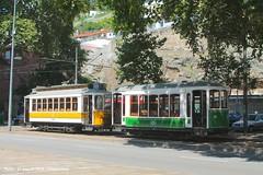 Alfandega (ernstkers) Tags: portugal trolley tram porto stcp 18 streetcar brill 250 bonde tranvia elctrico tramvia strasenbahn stcp18 stcp250