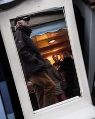 market day (mahohn) Tags: reflection mirror market spiegel hamburg 45 fujix10