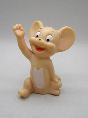 Combex (The Moog Image Dump) Tags: vintage toy mouse jerry squeaker squeaky combex