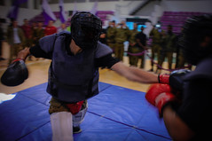 Krav Maga Championship of the Rimon Unit (Israel Defense Forces) Tags: army israel championship fight martial military arts soldiers combat idf brigade rimon kravmaga givati israeldefenseforces compatition givatibrigade