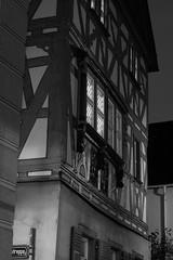 Mein Limburg 2 (fiatluchs (aka Andreas Kah)) Tags: monochrome deutschland 50mm abend hessen sw altstadt limburg nikkor50f18 limburganderlahn