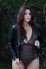 DSC_4766 (TimMurphyPhotography) Tags: girl leather model badass jacket bikini brunette cheyenne bikinimodel