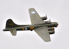 B17 Sally B Flying Fortress (Tim Spouge) Tags: ed nikon 300mm airshow if nikkor f28 ais shoreham 2014